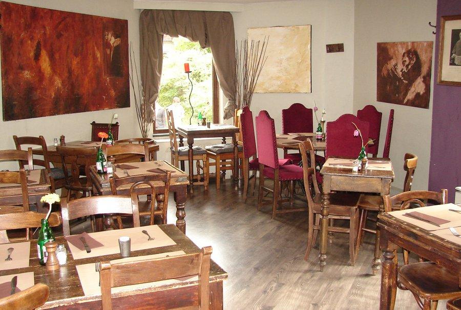 Restaurant Brasserie Belgique Bruxelles réservation marocain